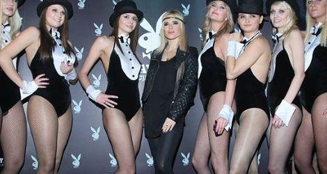 Impreza urodzinowa Playboya