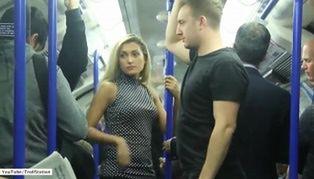 Chciał sprawdzić reakcję na molestowanie w miejscu publicznym
