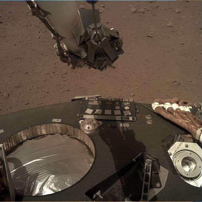 Polska flaga na Marsie. NASA pokazała zdjęcie z powierzchni