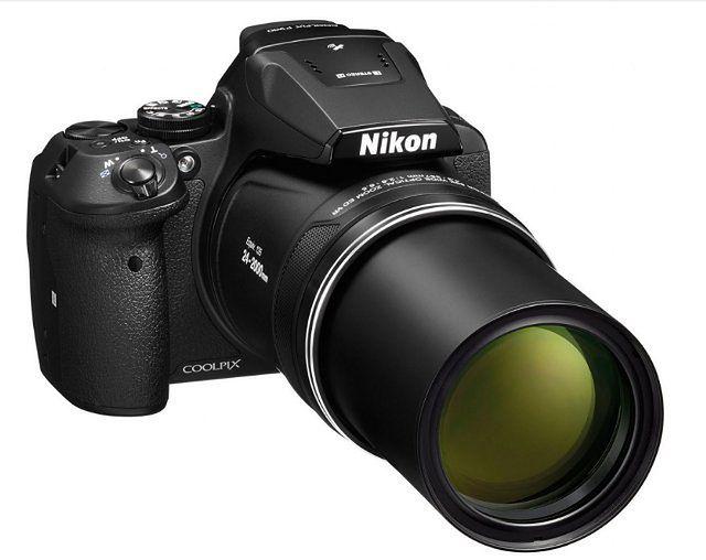 83-krotny zoom w nowym Nikonie P900