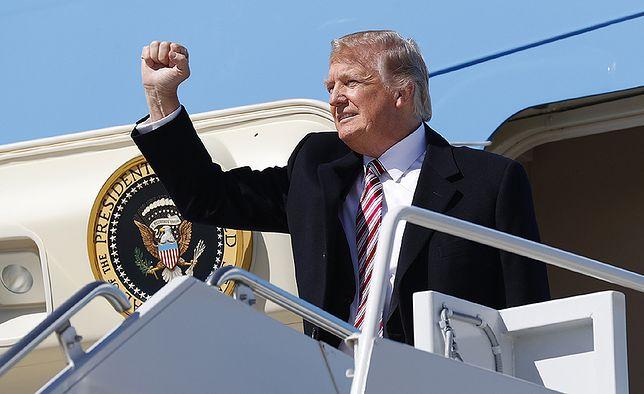 Donald Trump anulował we wtorek umowę nuklearną z Iranem