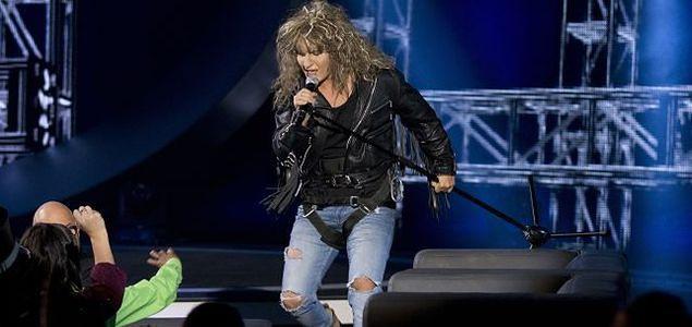"""""""Twoja Twarz Brzmi Znajomo"""": Jon Bon Jovi na scenie show! Zobacz występ Kuby Molędy"""