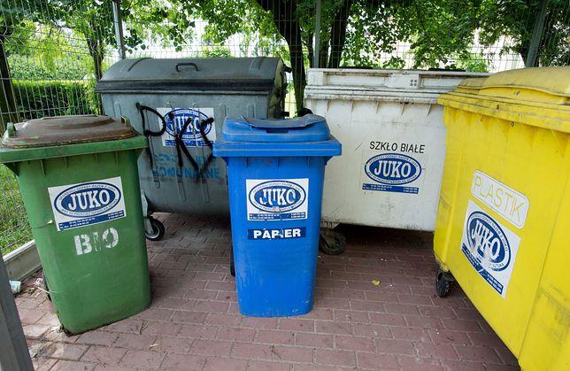 Warszawa. Radni będą dyskutować o opłatach za wywóz śmieci
