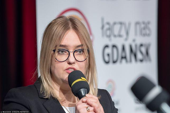 Europosłanka Magdalena Adamowicz uważa że zarzuty mają podłoże polityczne