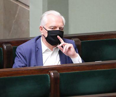 """Budżet UE. Jarosław Gowin: """"Kompromis jest możliwy"""""""