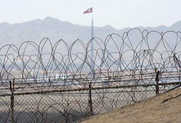 Granica między Koreą Północną i Południową