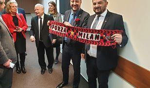 """Marcin Makowski: Kulisy spotkania Kaczyński-Salvini. """"Prezes uradowany"""", jest zaproszenie do Włoch"""