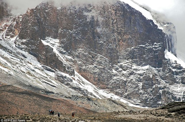 Joanna Mikos: Kilimandżaro, czyli ciemna strona przygody