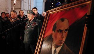 Stepan Bandera na Ukrainie jest uważany za bohatera, a w Polsce - za zbrodniarza
