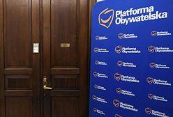 Awantura w biurze PO w Poznaniu. Krzyki i interwencja policji