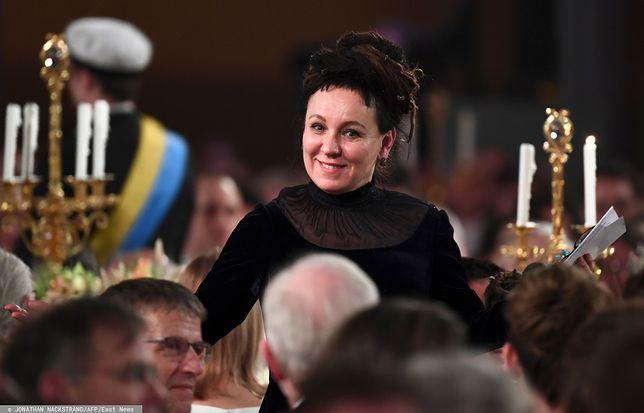 Olga Tokarczuk doczekała się nietypowego upamiętnienia.