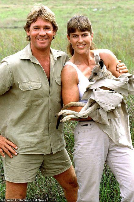 Terri oraz Steven Irwin doczekali się dwójki dzieci