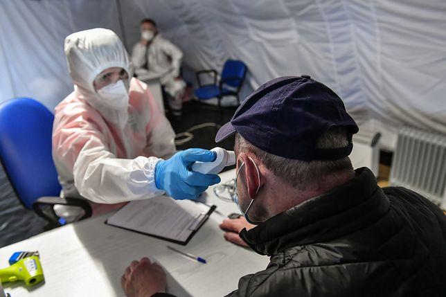 Polska w poniedziałek była trzecim krajem w Europie z największą liczbą nowych przypadków zakażeń koronawirusem