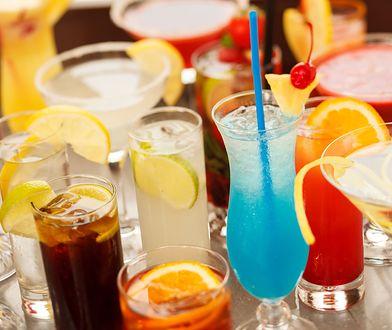 Drinki to pomysł na urozmaicenie karnawałowego barku