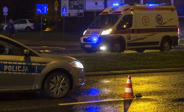 Przyczyny wypadku wyjaśnia poznańska policja
