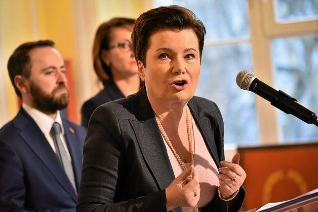 Hanna Gronkiewicz-Waltz stwierdziła, że politycy PiS permanentnie łamią prawo