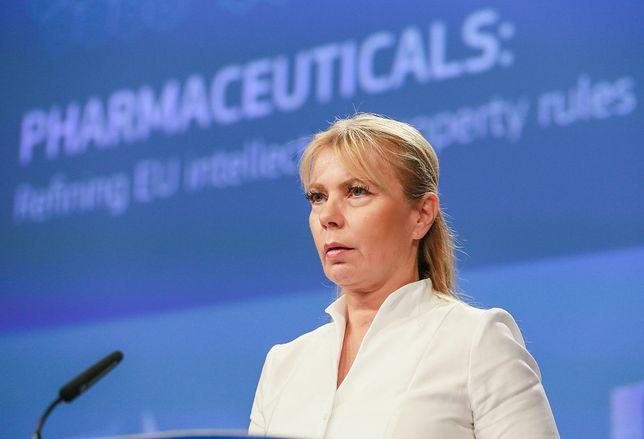 """W ocenie Elżbiety Bieńkowskiej, pozycja Polski w UE została """"zrujnowana"""""""