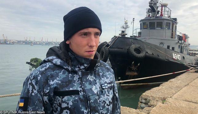 Rosja blokuje porty na Morzu Azowskim