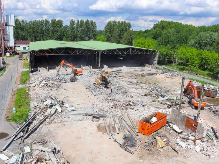 Na Targówku trwa przebudowa zakładu utylizacji śmieci. W 2024 roku będzie tu najnowocześniejszy w Polsce kompleks, całkowicie bezpieczny, czysty i nieszkodliwy dla środowiska