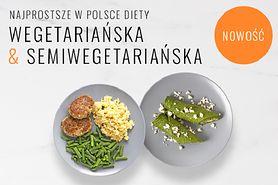 Nowość! Najprostsze w Polsce diety Wegetariańska i Semiwegetariańska