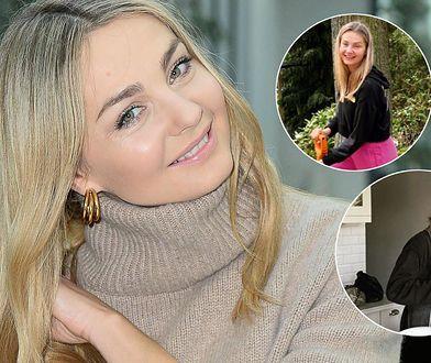Małgorzata Socha mieszka we wspaniałej willi