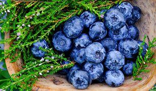 Skandynawowie przepadają za owocami jagodowymi