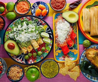 Centralnym punktem meksykańskiej kultury kulinarnej jest taco