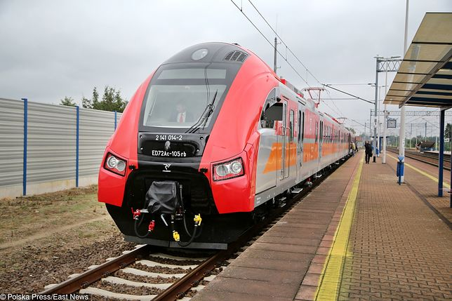Nowy pociąg dla Dolnego Śląska