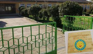Strajk nauczycieli. Byliśmy w szkole, która nie protestuje. Ławki i tak były puste