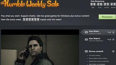 Dwie gry Alan Wake na PC nawet za symbolicznego dolara