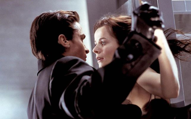 """Kadr z filmu """"Equilibrium"""""""