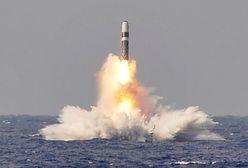 Wystrzelony przez brytyjski okręt podwodny pocisk balistyczny z powodu awarii mógł uderzyć w USA