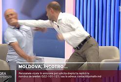 Polityczny spór na pięści. Były minister znokautowany na żywo w telewizji
