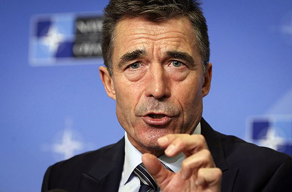 Anders Fogh Rasmussen: NATO musi mieć plan działania wobec Rosji