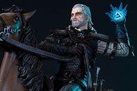 Wiedźmin 3: Dziki Gon dostanie nową figurkę. Jest przepiękna. Ale ta cena... - Wiedźmin 3 - Dziki Gon: Geralt i Płotka