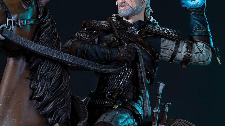 Wiedźmin 3 - Dziki Gon: Geralt i Płotka