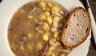 Na Kujawach popularne były zupy na zakwasie z mąki
