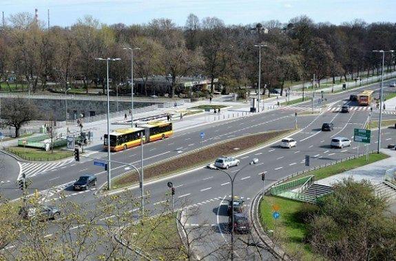 Przy pl. Na Rozdrożu stanie pomnik Ignacego Daszyńskiego