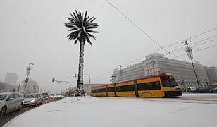 Pogoda w Warszawie w sobotę 16 stycznia. Poprószy śnieg