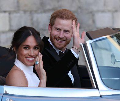 Meghan Markle w ciąży. Para książęca spodziewa się pierwszego potomka.