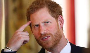 Książę Harry chciał zrezygnować z tytułu. Nie odpowiadała mu rola celebryty