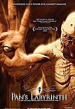 Labirynt Fauna i Iluzjonista w kinach