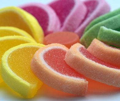 Galaretki owocowe to kultowe słodycze w czasach PRL-u.