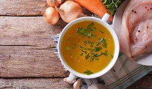 5 sposobów na wykorzystanie resztek z rosołu