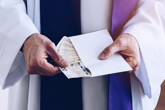 Według szacunków KAI kościół aż w 80 proc. jest finansowany z datków wiernych