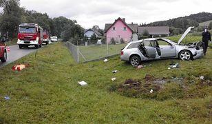 Przyczyny wypadku wyjaśnia policja