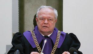 Prezes Sądu Najwyższego Stanisław Zabłocki