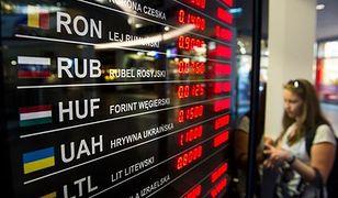 Rubel ostro w górę. Bank Rosji znowu interweniuje