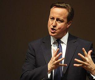 Cameron chce deportować bezrobotnych imigrantów