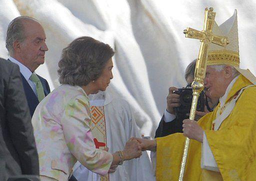 W tej mszy wzięło udział ponad milion młodych katolików